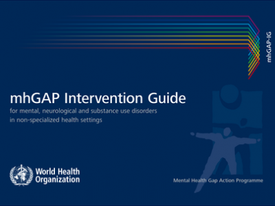 mhGAP_Intervention_Cover
