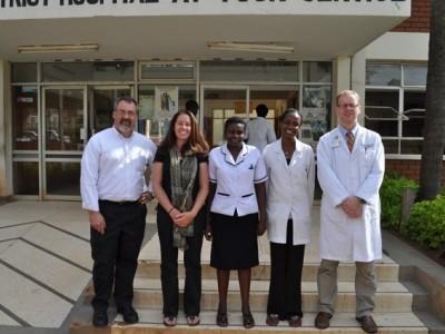 Pediatric fevers in Kenya