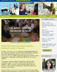 New Multimedia Project   New Hubert-Yeargan Center Fellows   Alum Spotlight: Hussain Lalani