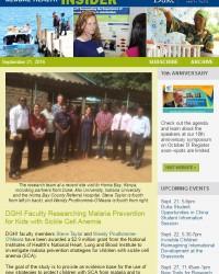 $3M Malaria Prevention Grant   New DGHI Postdocs   Pilot Grant RFPs