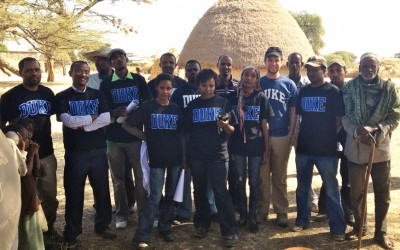 A water and climate project involving an interdisciplinary team of Duke researchers, that began with seed funding from Duke, is now supported by USAID.