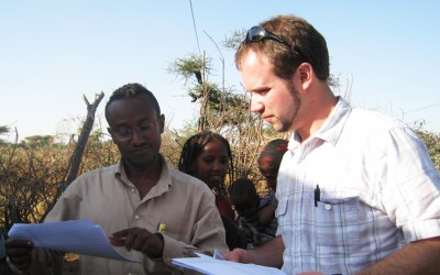 Chris Paul is a Global Health Doctoral Scholar studying water and climate change in Ethiopia, as well as malaria control in East Africa.