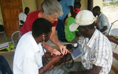 A new health clinic in Haiti was heavily influenced by the research of MSc-GH alumnus Marnie Cooper-Priest. Her research highlighted the benefit of bringing together modern medicine and traditional healing practices under one roof.