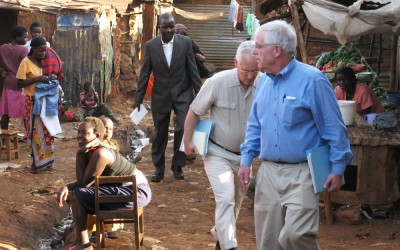 DGHI Director Michael Merson was part of a CSIS delegation trip to Kenya to examine progress in implementing the U.S. government's Global Health Initiative (GHI).