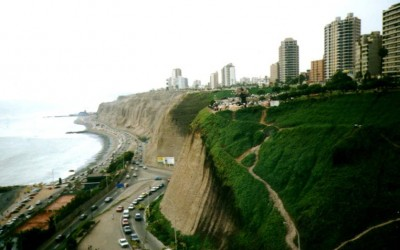 Lima Peru Burroughs-Pena Fieldwork Site