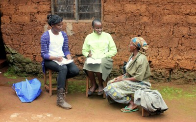 Global health student Joy Ogunmuyiwa conducted a health assessment of non-communicable diseases in rural Tanzania.