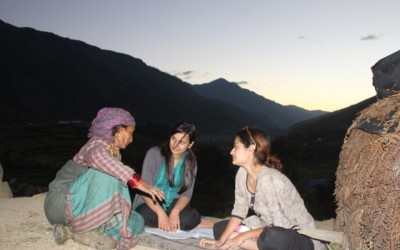 Task Sharing to Improve Mental Health in Nepal