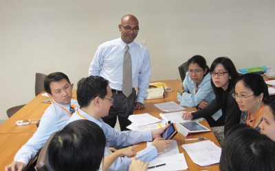DGHI faculty, including Manoj Mohanan, teach in a global health diploma program at Mahidol University in Thailand.