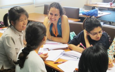 Students and working professionals in Thailand were able to receive training in global health as part of a Global Health Short Course jointly offered by DGHI and Mahidol University in 2012.