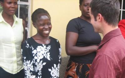 Global health alumnus Josh Greenberg created the NGO Progressive Health Partnership while at Duke to address health issues among the global poor.