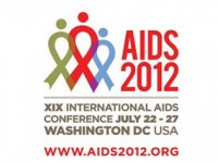 AIDS2012 logo