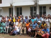 Participants at Symposium