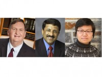 distinguished faculty headshots