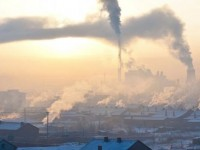 Urban Pollution in Chinese City