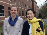 Julie Zemke and Jiyan Ma