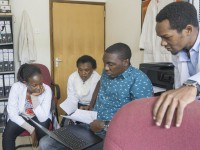 Translation Meeting at KCMC