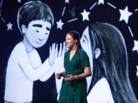 Susan Emmett TED Global Stage