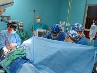 Gathering Around Surgery