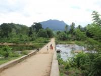 River in Manantenina