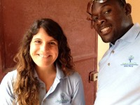 Nicole and Ysrael