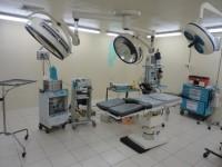 Operating room in Hospital Luis Felipe Moncada