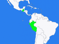 Peru and Guatemala