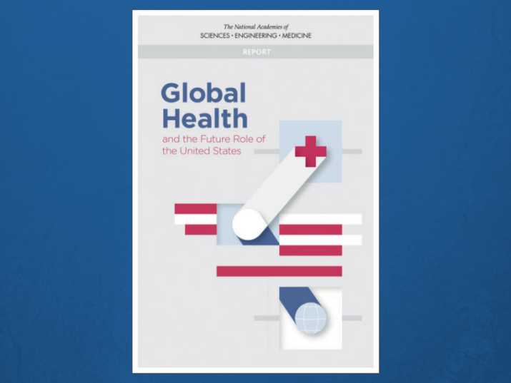 Global Health and Future Role of U.S. Report Cover