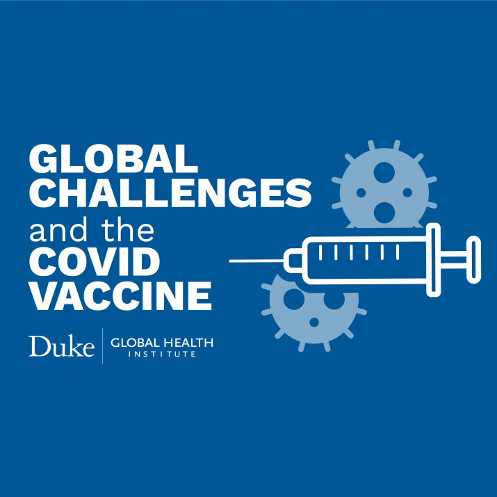 Global Challenges and the COVID Vaccine