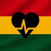 Ghana Heart Health flag