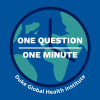 One Question One Minute logo